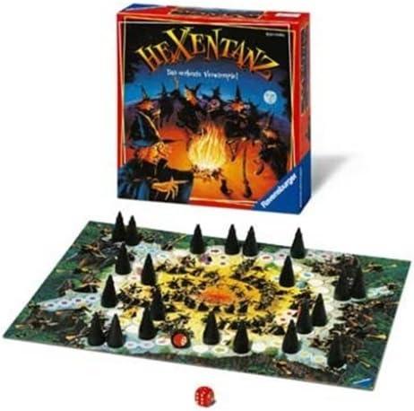 Ravensburger 26425 Hexentanz - Juego de Mesa [Importado de Alemania]: Amazon.es: Juguetes y juegos