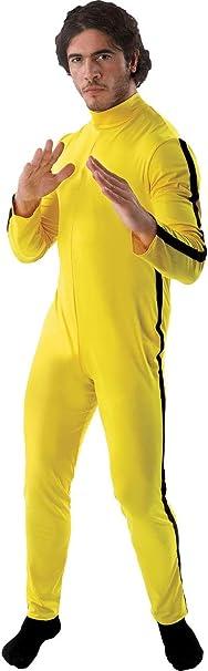 ORION COSTUMES Costume Carnevale Halloween Travestimento Kung Fu arti marziali film uomo