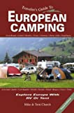 Traveler's Guide to European Camping, Mike Church and Terri Church, 0965296881