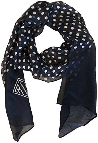 Lauren Ralph Lauren Women's 100% Silk Long Scarf