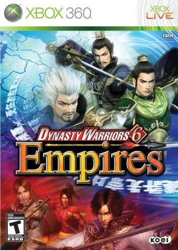 (Dynasty Warriors 6: Empires - Xbox 360 by Koei)