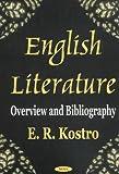 English Literature, E. R. Kostro, 1590334329