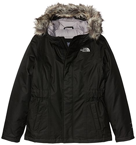 North Black Greenland Face Tnf Fille Veste The HnfCWaqf