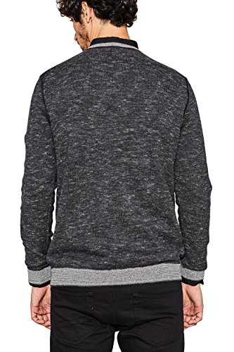 anthracite Pull Gris Homme 010 Esprit n7AZgFWqwn