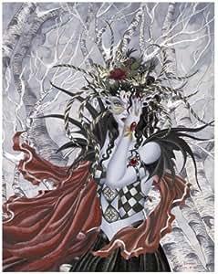 Amazon.com: Domino Nene Thomas 8.5 X 11 Fairy Art Print Faery: Posters