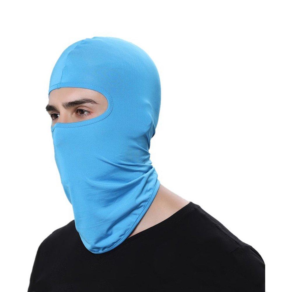 Military Green Ducomi/® Copricapo in Microfibra Unisex Senza Cuciture 5 modi di indossare Ideale Protezione Contro Freddo Polvere e Raggi UV