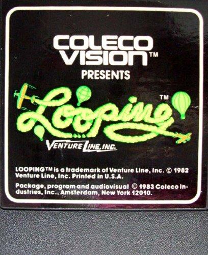 Looping (Colecovision & Adam)
