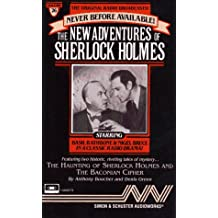 The New Adventures of Sherlock Holmes: The Original Radio Broadcasts