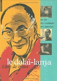 Le dalaï-lama par Jean-Michel Billioud