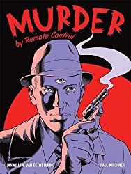 Murder by Remote Control (Dover Graphic Novels)