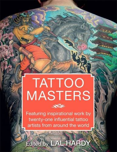 Biography of author lal hardy booking appearances speaking for The mammoth book of tattoos