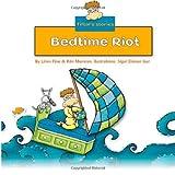 Children's Book: Bedtime Riot, Liron Fine, 1482582406