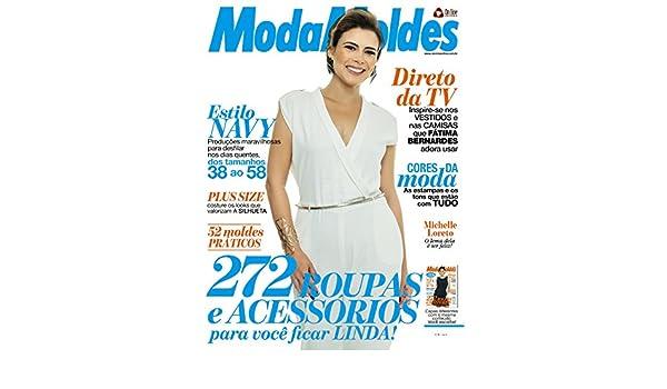 Amazon.com: Moda Moldes Ed.90 (Portuguese Edition) eBook: On Line Editora: Kindle Store
