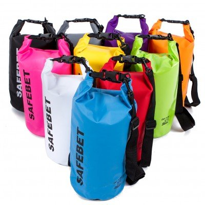 AIWEAM Dry Bag-Waterproof Bag, Waterproof Dry Bag 10L/20L,Roll Top Waterproof Backpack for Kayaking,Boating,Rafting,Fishing,Hiking,Camping(2 Models with Unique Waterproof Case,3 Colors)
