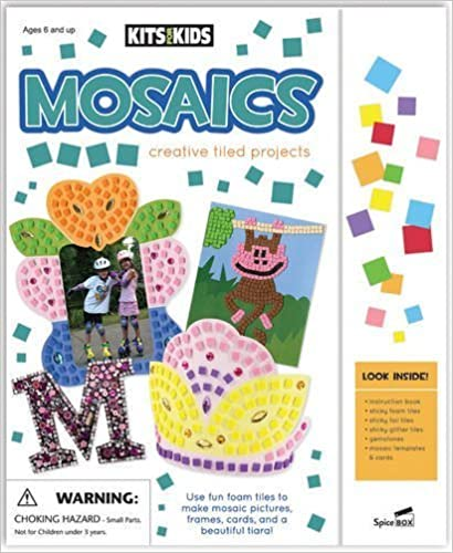 Mosaics: Creative Tiled Projects (Kits for Kids) (2013-01-01)