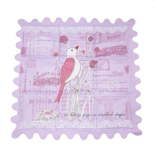 Alfie Pet – Aminal Joy Pet Cooling Mat – Color: Purple, My Pet Supplies