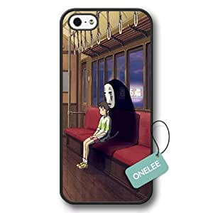Onelee Spirited Away Hard Plastic iPhone ipod touch4 Case & Cover - Spirited Away iPhone Case & Cover - Black