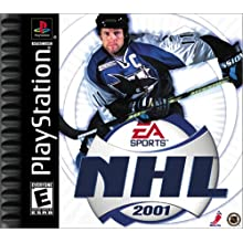 NHL 2001 [E] [PlayStation]