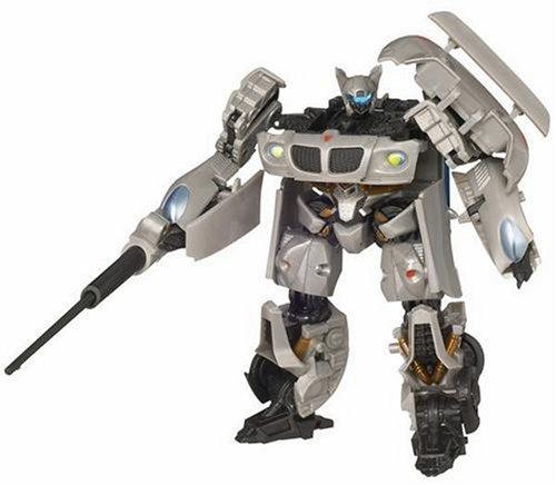 Transformers Movie Deluxe Autobot Jazz