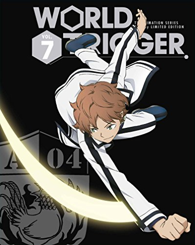 Animation - World Trigger Vol.7 [Japan BD] BSTD-9507