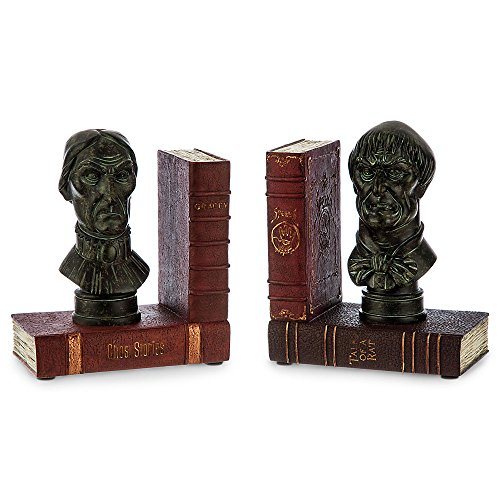 Disney The Haunted Mansion Bookends
