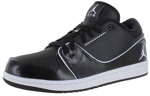 a01b39cc8f25 ... low cost jordan air nike mens 1 flight 2 low sneakers shoes 654465 021  12 97f81
