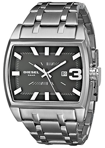 Diesel Men's DZ1672 Stronghold Stainless Steel Watch