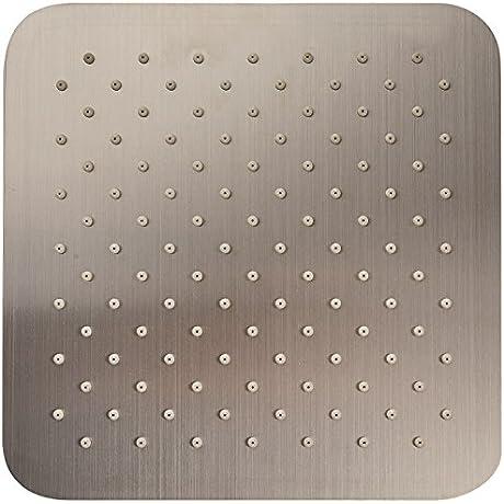 LaToscana SQPW75912 Square Ultra Thin Shower Head