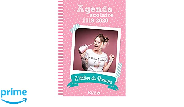 Agenda Latelier de Roxane: Amazon.es: Roxane: Libros en ...