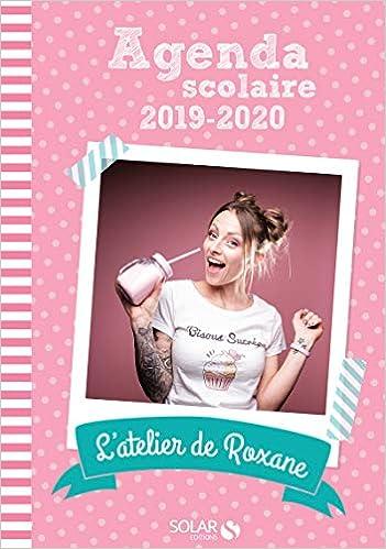 Agenda Latelier de Roxane: 9782263160943: Amazon.com: Books