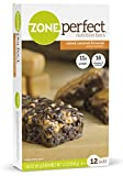 ZonePerfect Nutrition Bars, Salted Caramel Brownie, 1.58 oz, 12 Count