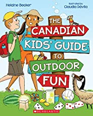 The Canadian Kids' Guide to Outdoor