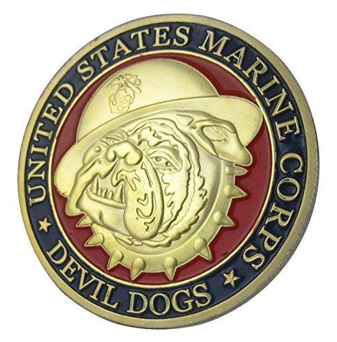 USMC-Devil-dogs-semper-fidelis-GP-coin-1037-by-lovesports2013