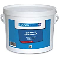 3 Kg - PoolsBest® Chlorgranulat S schnelllöslich 56% Aktivchlor, organisch