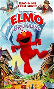 Amazon.com: Adventures of Elmo in Grouchland [VHS]: Kevin