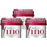 Fino Premium Touch 浸透美容液护发膜230g×3个