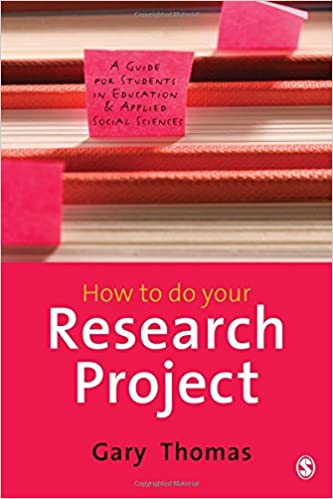 Howto Perform Educational Research