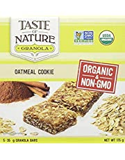 Taste of Nature Oatmeal Cookie, 5 Count