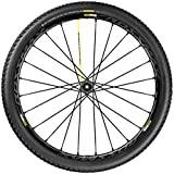 Mavic Crossmax Pro WTS Mountain Bicycle Wheel and Tire - Front, 29'', 24 spokes, QR/15mm TA, Tire included - LF5490100