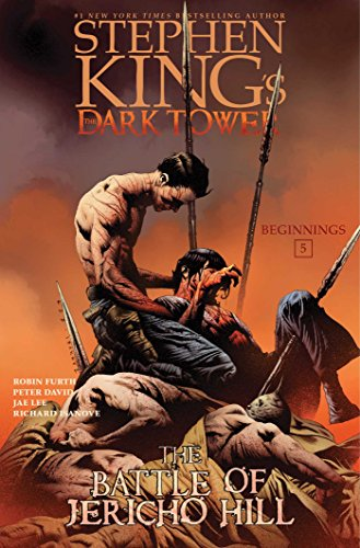 Book cover from The Battle of Jericho Hill (Stephen Kings The Dark Tower: Beginnings) by Stephen King
