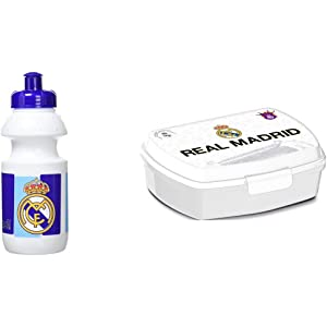 ALMACENESADAN 2563; Pack Vuelta al Cole Real Madrid, Blanco ...