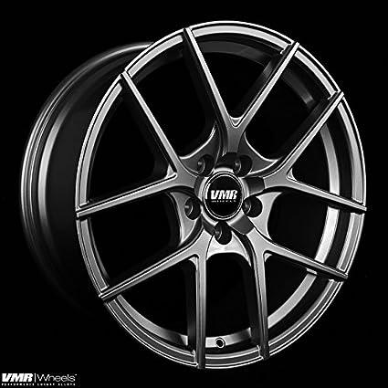 Amazoncom Vmr V803 19x95 Et25 5x112 571 B7 Audi Rs4 Fitment