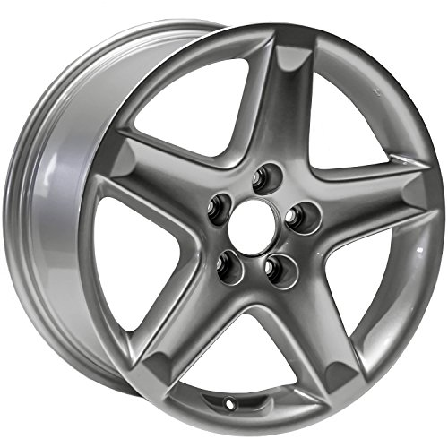 Dorman Alloy Wheel with Painted Finish (17 x 8. inches /5 x 114 mm, 45 mm - Alloy Acura Tl Wheel