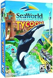 Sea World Adventure Parks: Tycoon - PC: Video     - Amazon com