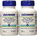 Life Extension Tear Support with Maquibright, 60 mg, 30 Count (60 count) For Sale