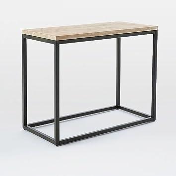 Tremendous Etcy Sofa Tables Loft Wrought Iron Wood Corner Coffee Table Inzonedesignstudio Interior Chair Design Inzonedesignstudiocom