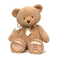 Baby GUND My First Teddy Bear Stuffed Animal