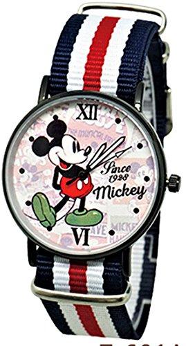 (Disney Unisex Watch Mickey Mouse