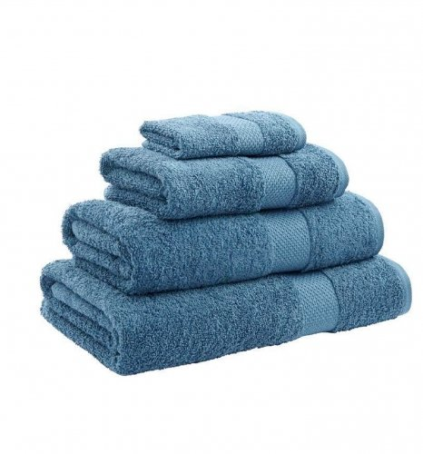 Toalla de egipcio 550 gsm Jade Plain 100% natural algodón peinado de baño: Amazon.es: Hogar