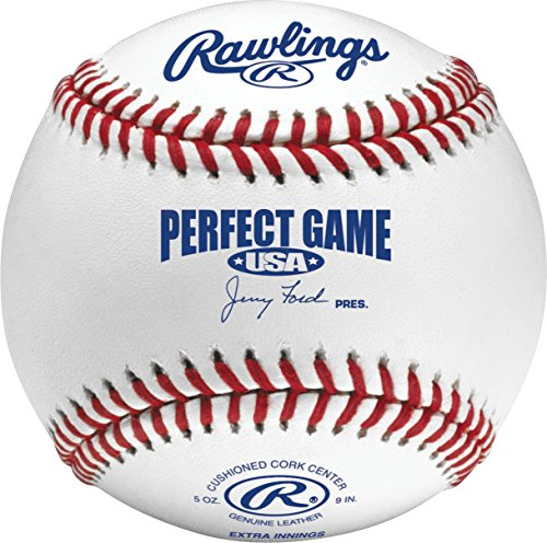 Rawlings PGUB FLAT SEAM Perfect Game Baseball